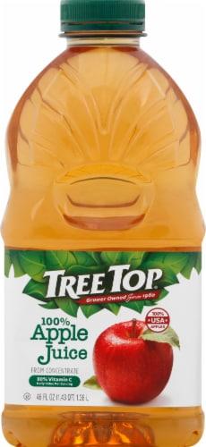 Tree Top 100 % Apple Juice Perspective: front