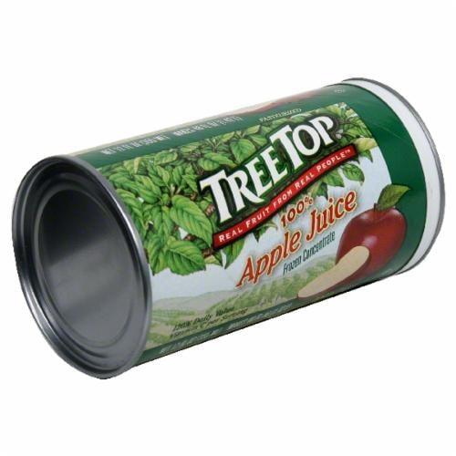 Tree Top Frozen Apple Juice Perspective: front