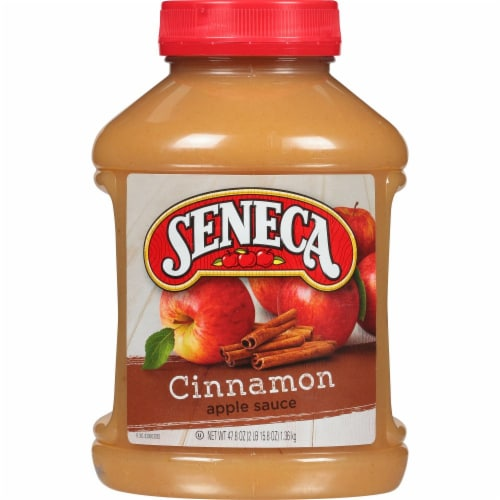 Seneca Cinnamon Apple Sauce Perspective: front