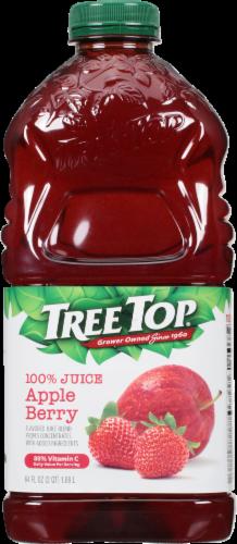 Tree Top Apple Berry 100% Juice Perspective: front