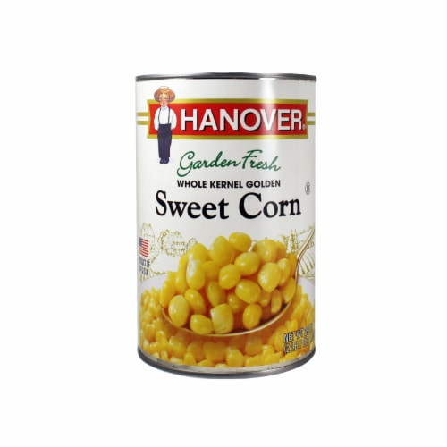Hanover Garden Fresh Whole Kernel Golden Sweet Corn Perspective: front