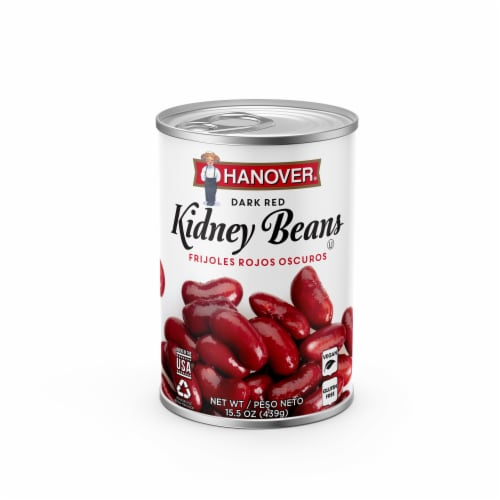 Hanover Dark Red Kidney Beans Perspective: front