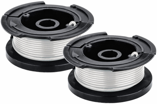BLACK + DECKER Autofeed Replacement Spools - 2 Pack Perspective: front
