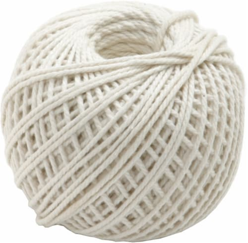 Norpro Cotton Cooking Twine - White Perspective: front