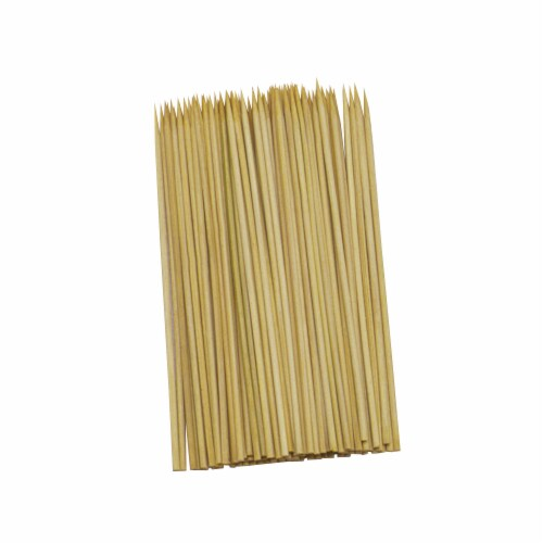 Norpro 1936 100 Count 6 in. Bamboo Skewers Perspective: front
