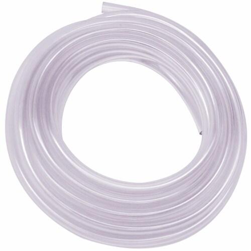Plumbcraft® Vinyl Tubing - Transparent Perspective: front