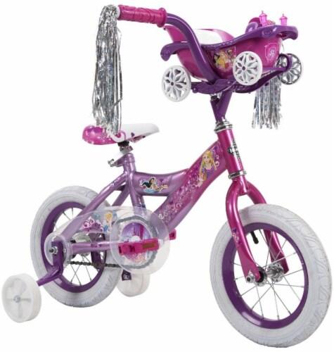 Huffy Disney Princess Girls' Bicycle - Iris/Pink Perspective: front