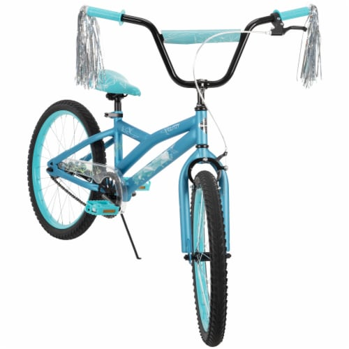 Huffy Glitzy Bicycle - Blue/Teal Perspective: front