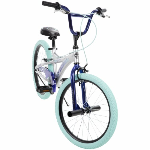 Huffy Jazzmin Bicycle - Teal/White Perspective: front