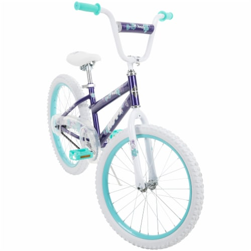 Huffy So Sweet Bicycle - Teal/Purple Perspective: front