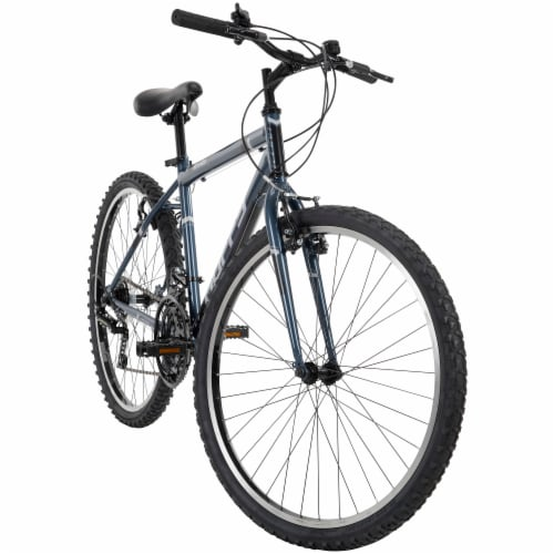 Huffy Mens' Granite Bicycle - Gray Perspective: front
