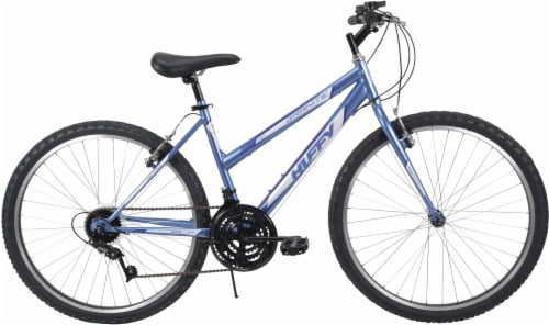 Huffy Granite Ladies' Mountain Bike - Blue/White Perspective: front