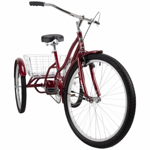 Huffy Arlington Adult Tricycle Perspective: front
