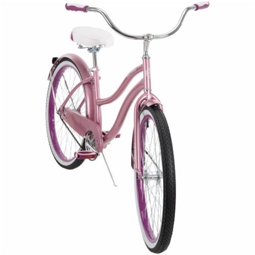 Good Vibrations Womens Cruiser Bike - Liquid Taffeta Perspective: front