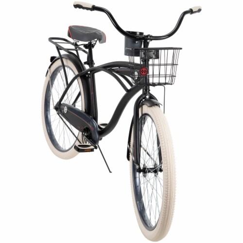Huffy Men's Deluxe Cruiser Bike Perspective: front