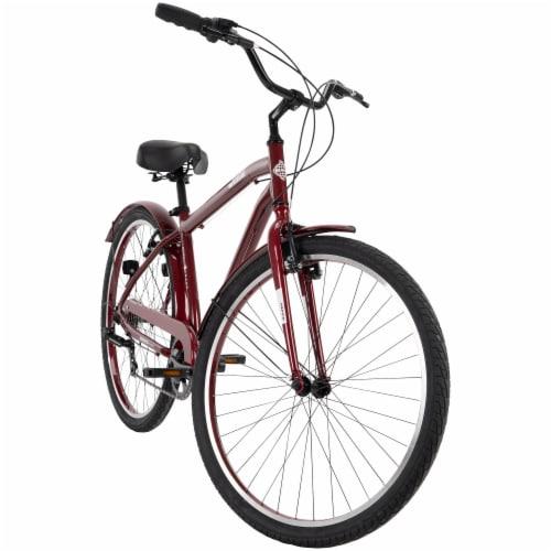 Huffy Casoria Men's Bike Perspective: front