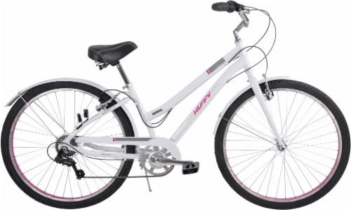 Huffy Casoria Ladies' Bicycle - Gloss White Perspective: front