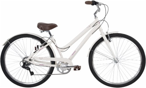 Huffy Sienna Ladies' Bicycle - Satin Ivory Perspective: front