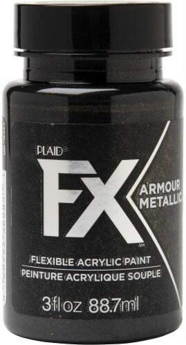 FX Armour Metallic Paint 3oz-Gauntlet Perspective: front