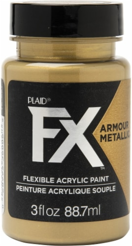 FX Armour Metallic Paint 3oz-Golden Hour Perspective: front