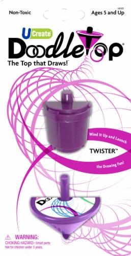 U-Create Doodletop Twister Perspective: front