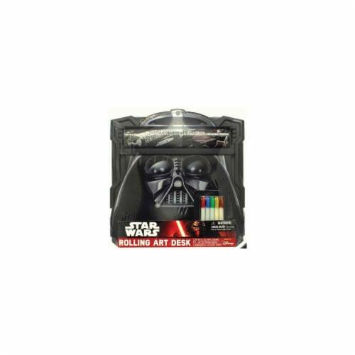 Tara Toys 60524 Star Wars Rolling Art Desk Storm Trooper Perspective: front