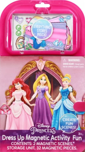 Disney Princess Magnetic Fun Perspective: front
