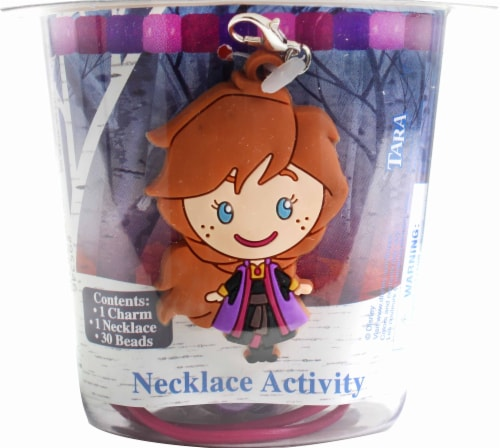 Disney Frozen 2 Anna Nacklace Activity Kit Perspective: front