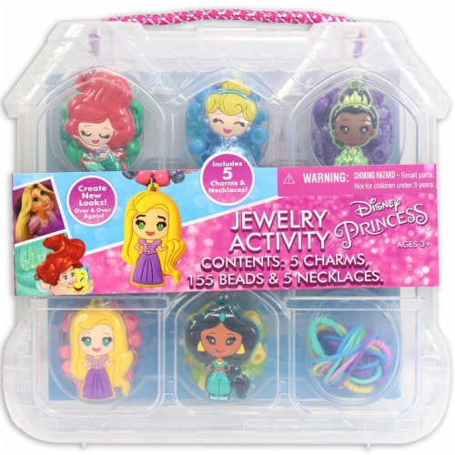 Disney Princess Jewelry Activity Set Perspective: front