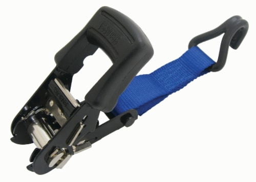 ProGrip Premium Bar Handle Ratchet Tie Down Perspective: front