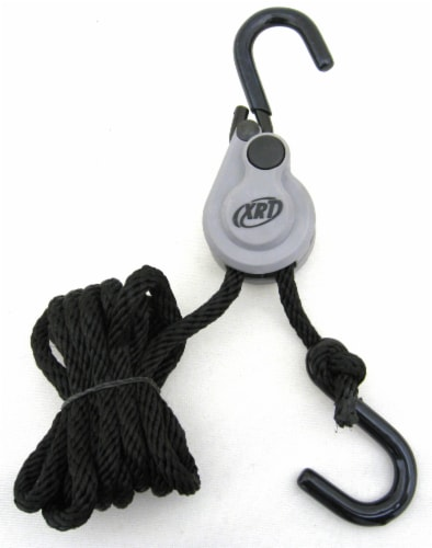 ProGrip XRT Push Button Rope Lock Perspective: front