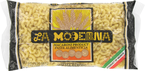 La Moderna Small Elbow Pasta Perspective: front