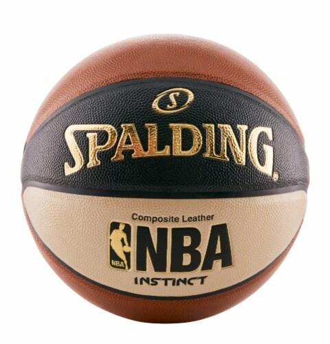 Spalding NBA Instinct Basketball Perspective: front