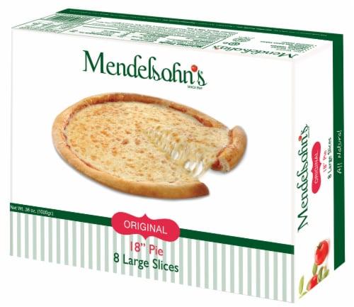 Mendelsohn's Original Pizza Pie Perspective: front