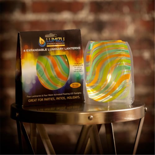 Modgy LUM3000 Lumizu Expandable Luminary Lantern Desperado Perspective: front