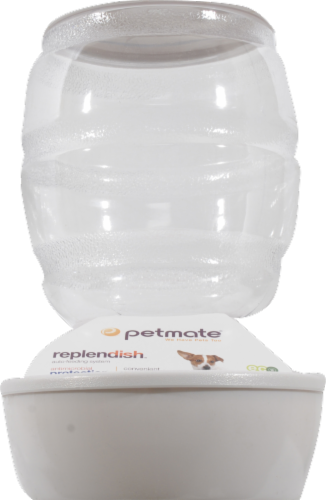 Petmate Replendish Feeder Perspective: front