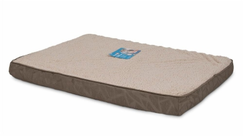 Petmate Double Ortho Pet Bed Perspective: front