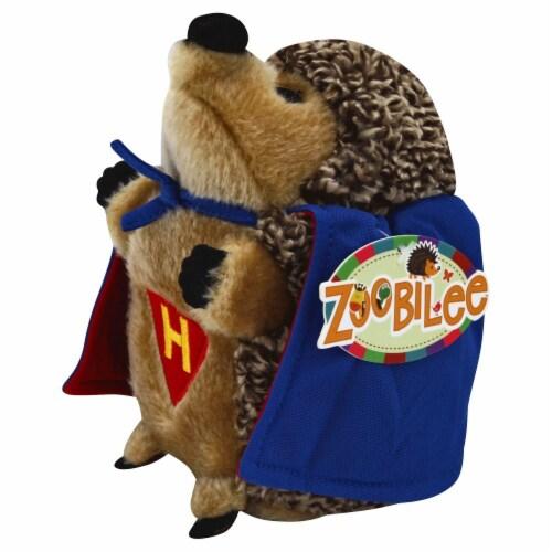Petmate Hedgies Super Hero Figit Perspective: front