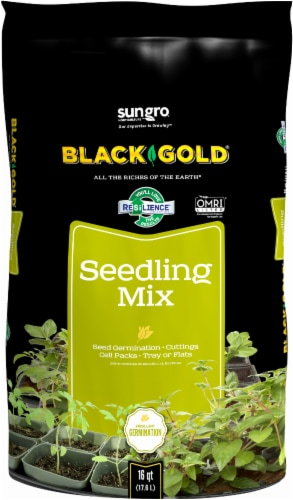 SunGro® Black Gold® Seeding Mix Perspective: front