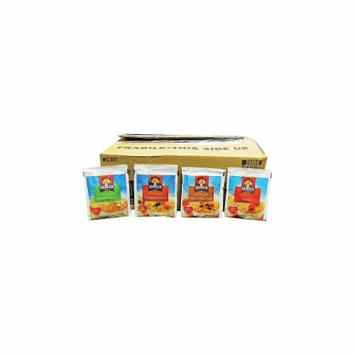 Quaker Instant Oatmeal Variety, 5.54 Pound -- 1 each. Perspective: front