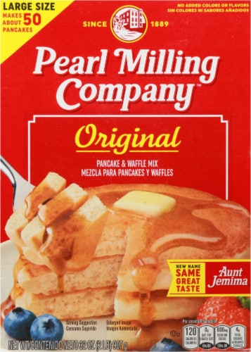 Pearl Milling Company Original Pancake & Waffle Mix Perspective: front