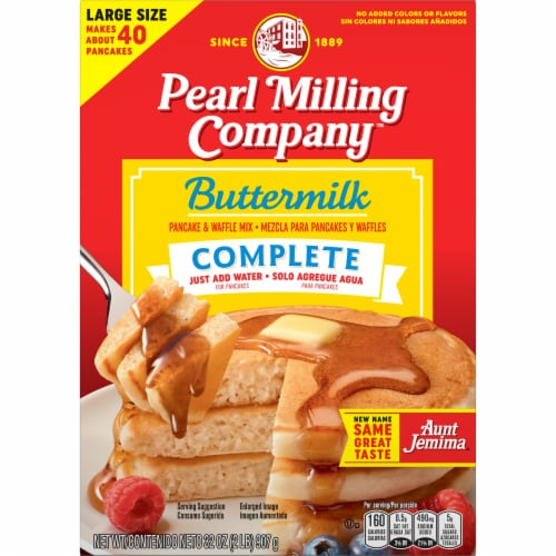 Pearl Milling Company Complete Buttermilk Pancake & Waffle Mix Perspective: front