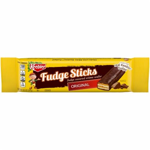 Keebler Original Fudge Sticks Perspective: front