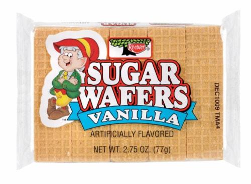 Keebler Vanilla Sugar Wafers Perspective: front