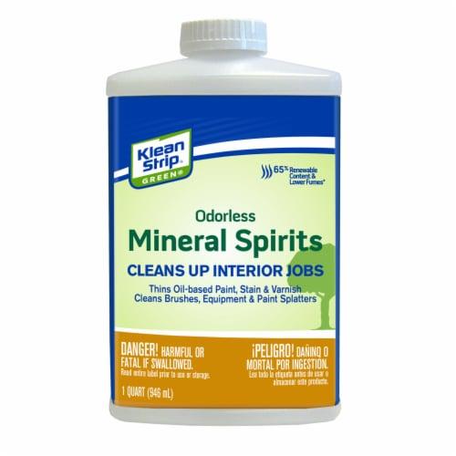 Klean-Strip® Odorless Mineral Spirits Perspective: front