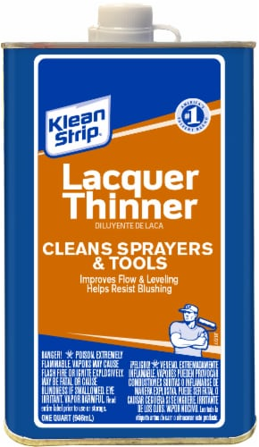 Klean-Strip® Lacquer Thinner Perspective: front