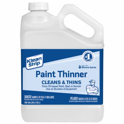Klean-Strip® Mineral Spirit Paint Thinner Perspective: front
