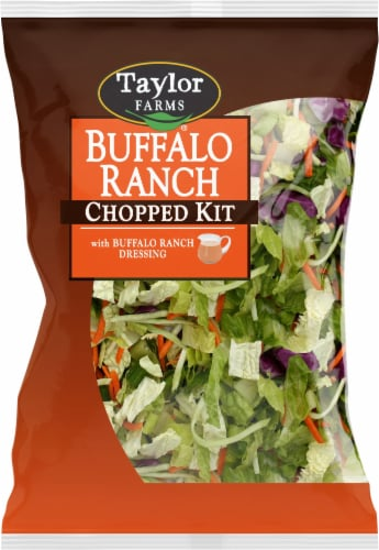 Taylor Farms Buffalo Ranch Chopped Salad Kit Perspective: front