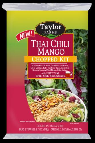 Taylor Farms Thai Chili Mango Chopped Salad Kit Perspective: front