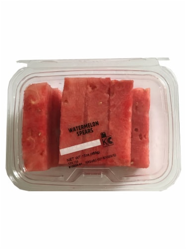Taylor Farms Watermelon Spears Perspective: front